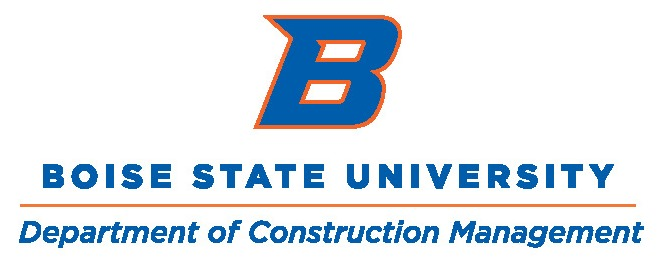 boise state department of construction management logo