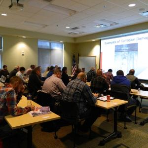Lunch & Learn Evaluation of Concrete