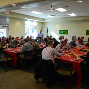 2017 Fall Lunch with the Board