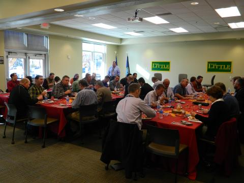 2016 Fall Lunch with the Board