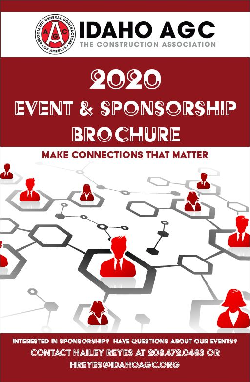 2020 Event & Sponsorship Brochure
